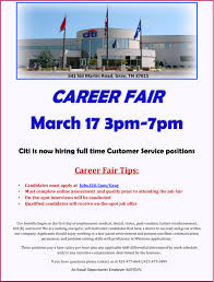tri cities military affairs council career fair citi now hiring job fair 17 2015 ·