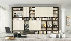 living room cabinets photo