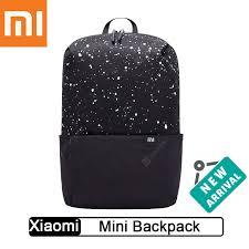 Newest <b>Xiaomi Backpack</b> Mini 10L <b>Bag</b> 157g Urban Leisure Sports ...