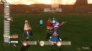 atelier sophie ps review strange magic ps ateliersophie battle03 ateliersophie battle04