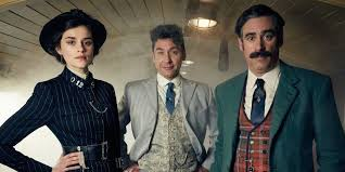 Image result for houdini and doyle tv