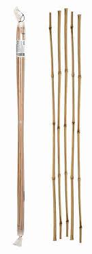 <b>Опора бамбуковая</b> d6/8мм <b>60см</b> 5 шт уп - купить с доставкой в ...