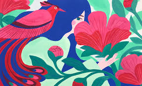 <b>Flower</b> by <b>Kenzo</b> - Tatiana Boyko