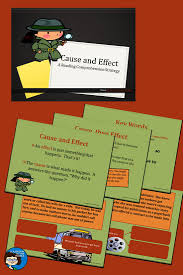 best ideas about cause and effect examples cause cause and effect a reading comprehension strategy