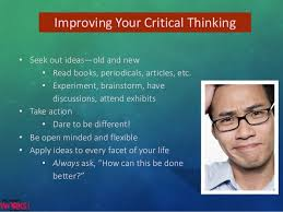 What is critical thinking and problem solving skills