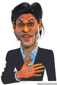 Artist's illustration of Shah Rukh Khan - 23b500b8-1d0c-11df-aef7-00144feab49a