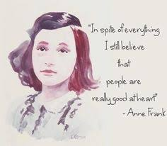 Anne Frank on Pinterest | Concentration Camps, Holocaust Survivors ...