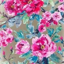 Small Picture shanghai garden fuchsia wallpaper Designers Guild