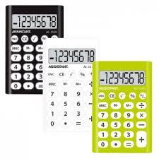 <b>Калькулятор ASSISTANT</b> 8р 93х62х10мм AC-1116 купить оптом в ...