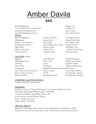 dancer resume resume format pdf dancer resume dancer resume example resumecompanioncom resume samples across all industries resume examples resume