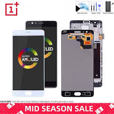 <b>AMOLED LCD For Oneplus</b> 3T Display Touch Screen with Frame 3T ...