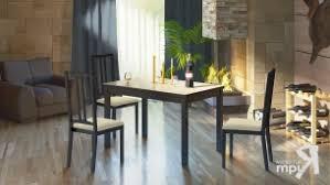 <b>Стол</b> кухонный раскладной со стеклом <b>Диез Т11</b> ТриЯ на ...