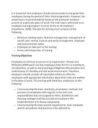 employee training program development sample essay 2 diversity diversity essay examples