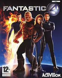 Download Gratis Game PC Fantastic 4 Full Version