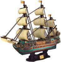 <b>3D пазл CubicFun</b> The Spanish Armada San Felipe T4017h (T4017h)