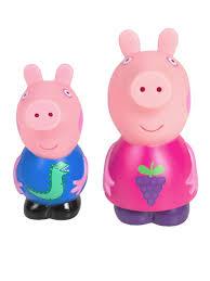 """Свинка <b>Пеппа</b>. Игрушки для ванны """"<b>Пеппа и</b> Джордж"""" <b>Peppa Pig</b> ..."""