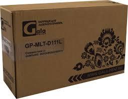 <b>Картридж GalaPrint GP-MLT-D111L</b>, черный, для лазерного ...