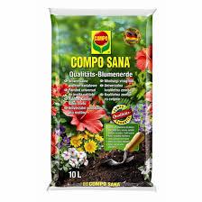 <b>Почвогрунт</b> : <b>COMPO SANA Универсальный</b> почвогрунт 1л