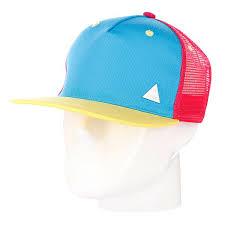 Купить <b>бейсболку</b> с сеткой <b>True Spin 3 Tone</b> Blank Trucker Cap ...