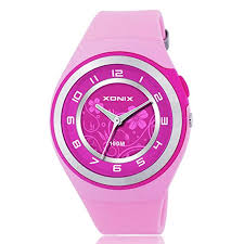 Children <b>watch retro</b> girl boy luminous quartz <b>pointer</b> table-B ...