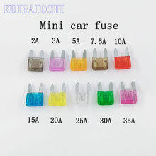 Online Shop <b>50pcs</b>/<b>lot</b> 10A <b>MINI</b> Car Fuse Auto Car Truck ATC <b>Mini</b> ...
