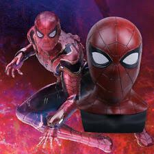 <b>Spider</b>-<b>Man Costume Masks</b> & Eye <b>Masks</b> for sale | eBay