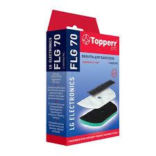 <b>Набор фильтров Topperr</b> FLG 70 для пылесосов LG Electronics в ...