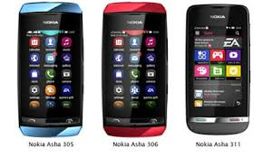 Nokia Asha 305, Nokia Asha 306 dan Nokia Asha 311, Tiga Ponsel ...