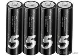 Аккумуляторная батарея <b>Xiaomi ZMi</b> AA ZI5 <b>Ni</b>-<b>MH</b> 1700mAh 4 шт