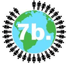 「2011, world population exceed 7 billions」の画像検索結果