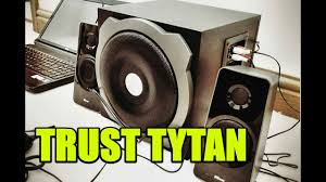 <b>Trust</b> Tytan <b>2.1</b> Unboxing Review Speakers and <b>Subwoofer</b> - YouTube