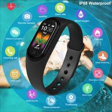 M5 Sport Waterproof Bluetooth Smart Watch Fitness Wrist ... - Vova