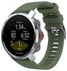 Купить Умные <b>часы</b> c GPS <b>Polar Grit X</b> зеленый по низкой цене с ...
