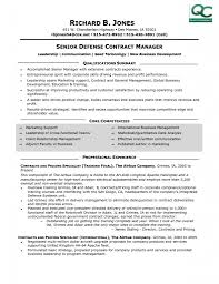 contract manager resume template contract manager resume