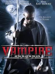 Vampire Assassin cover