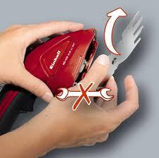 <b>Аккумуляторные ножницы</b>-<b>кусторез Einhell</b> GС-CG 3,6 Li WT ...