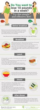 best ideas about one week diet plan diet meal do you want to lose 10 pounds in a week try this simple and effective diet