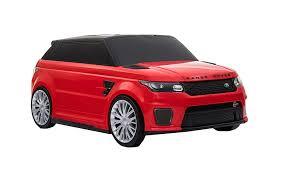 <b>Чемодан</b>-<b>каталка</b> CHI LOK BO <b>Range Rover</b> (красный) купить в ...