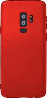 Купить Клип-кейс <b>Deppa Silk</b> для Samsung Galaxy S9+ Red по ...
