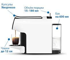<b>Xiaomi Scishare</b> Capsule Coffee Machine – тот случай, когда за ...