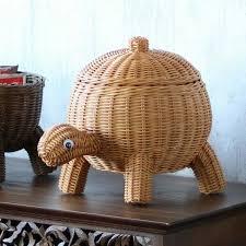 <b>Rattan</b> sculptural tortoise basket.. . @prilaga #hampersultah ...