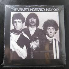 The <b>Velvet Underground</b> 1969 Release Year Vinyl Records for sale ...