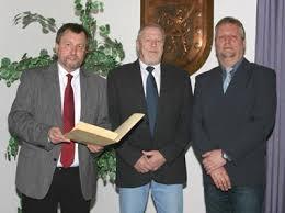 Harald Witt feierte 25-jähriges Dienstjubiläum   AK- - Witt