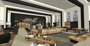 faculty staff uw and starbucks to create unique coffeehouse destination at suzzallo library