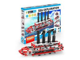 Купить <b>Конструктор Engino STEM Heroes</b>. Набор из 5 моделей ...