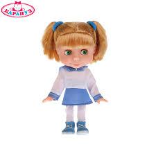 "<b>Кукла</b> ""<b>КАРАПУЗ</b>"" <b>Маша</b> 25см (м/ф ""Маша и Медведь ..."