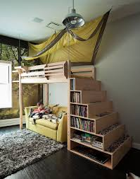 a nature inspired wall mural could bring an organic element to a room stairs boy bedroom ideas rooms