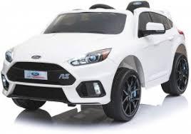 <b>Детский электромобиль Dake Ford</b> Focus RS White 12V 2.4GHz ...