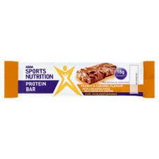 ASDA Sports Nutrition <b>Protein Bar</b> Peanut & <b>Caramel</b> Flavour ...