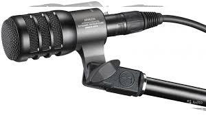 <b>Инструментальный микрофон Audio-Technica</b> ATM230 купить в ...